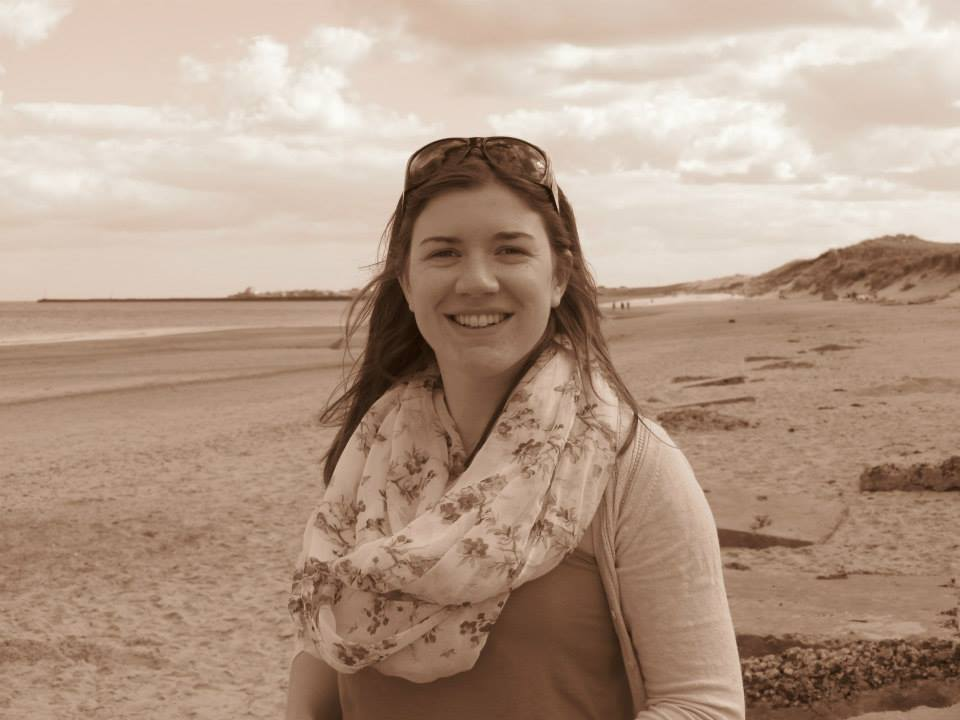 We welcome a new post-doc to our group, Anna Marchant!